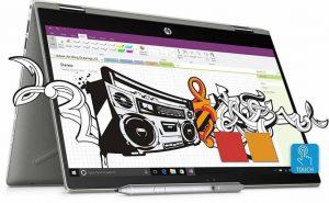 best Hp laptops under 80000