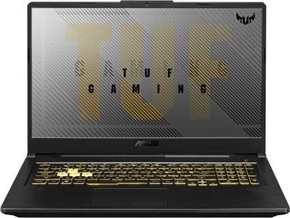 #1. Asus TUF Gaming A17 Ryzen 5 Hexa Core 4600H